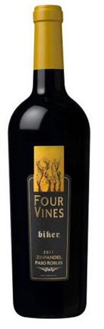 Four Vines Zinfandel Biker